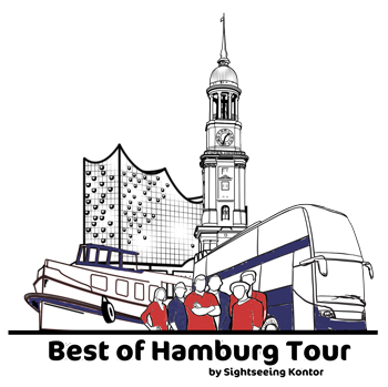 Best of Hamburg Tour by Sightseeing Kontor