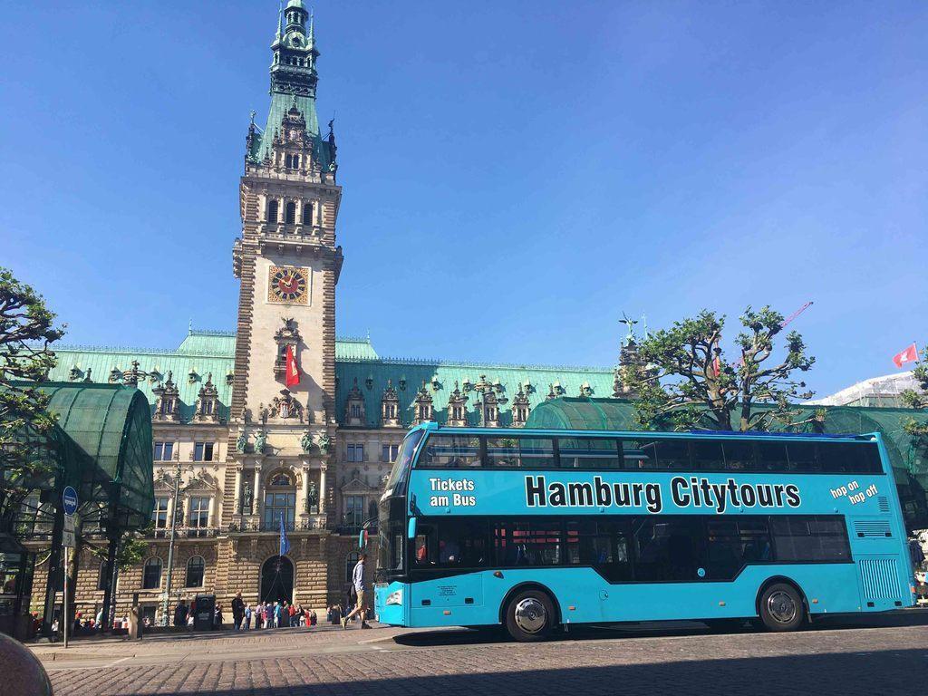 Ticketübersicht Hamburg Citytours
