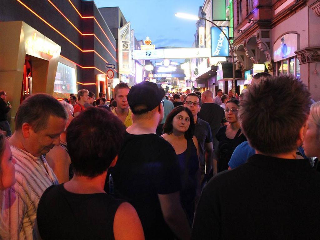 Reeperbahn Touren in kleinen Gruppen